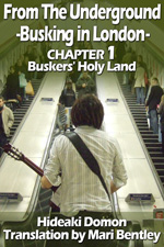 From The Underground Busking in London CHAPTER1