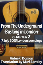 From The Underground Busking in London CHAPTER2