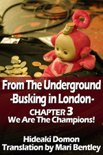 From The Underground Busking in London CHAPTER3