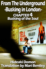 From The Underground Busking in London CHAPTER4